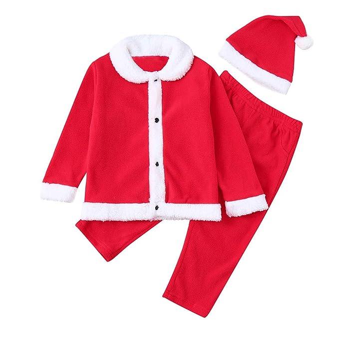 Fossen Fossen Disfraz Navidad Bebe Niño Niña 6 Meses- 4 años ...