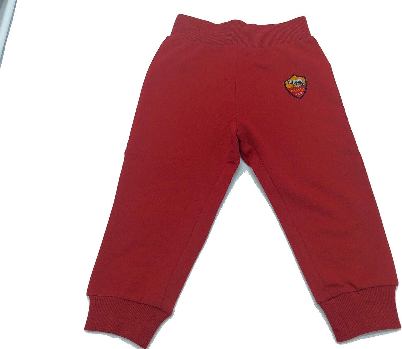A.S. Roma - Pantalón de chándal Rojo 18 Meses: Amazon.es: Ropa y ...