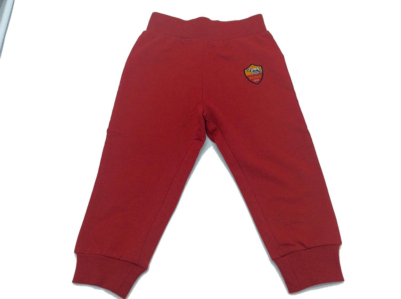 A.S. Roma - Pantalón de chándal: Amazon.es: Ropa y accesorios