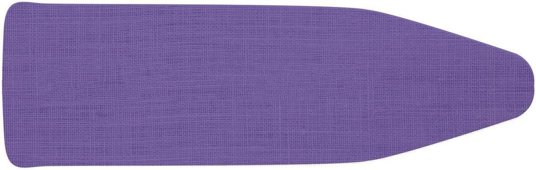 148 x 58 cm Violet Housse de repassage
