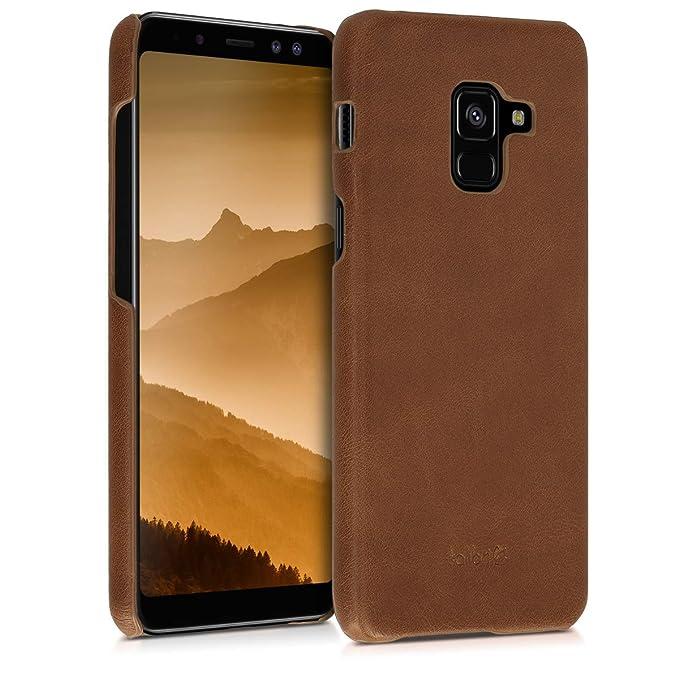 timeless design 4a10c 58498 Amazon.com: kalibri Case for Samsung Galaxy A8 (2018) - Smooth ...