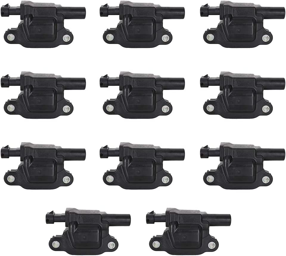 4 Packs Ignition Coil Female Connector Plug Harness Pigtail for Lexus Pontiac Scion Toyota Chevrolet L4 2.4L
