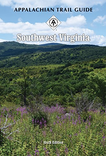 Appalachian Trail Guide to Southwest Virginia (Appalachian Trail Guides) (West Virginia Trail Map)
