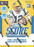 2018 Score Football Factory Sealed Blaster Box 132 cards (11 packs of 12 cards)