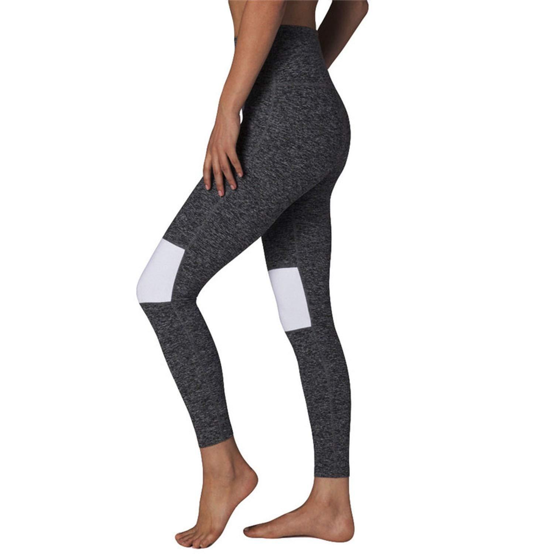 Amazon.com: Fairy-Margot Women Yoga Plus Size High Shorts ...