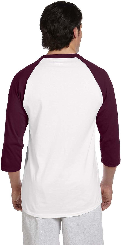 Raglan Baseball T-Shirt Champion 5.2 oz