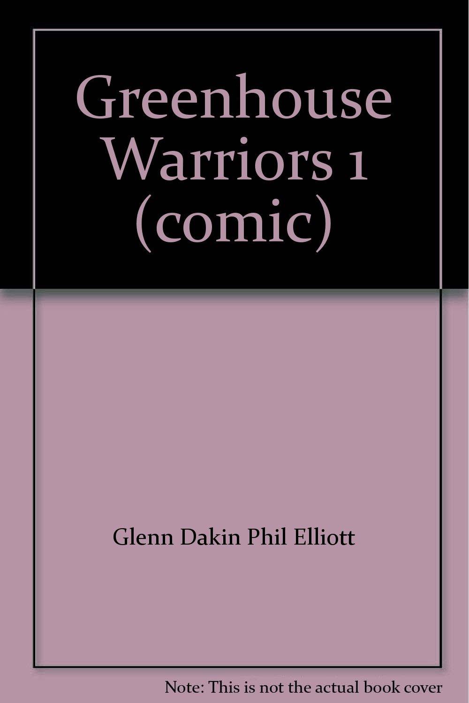 Greenhouse Warriors 1 (comic)