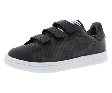 f86ce284132 ... best amazon adidas stan smith at at boys preschool shoes size 3  sneakers eae61 cf163