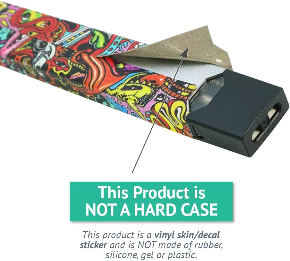 Protective MightySkins 2 Pack of Full Coverage Skins Compatible with Juul and Charger Remove Last Apple Tree and Unique Vinyl wrap Cover Made in The USA Easy to Apply Durable
