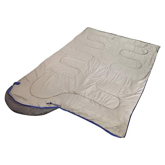 Saco Calentito de Dormir - Gran Confort/Acabado Perfecto/Soporta Húmeda Temperatura Baja: Amazon.es: Deportes y aire libre