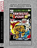 Marvel Masterworks: The Fantastic Four Volume 17: 176-191