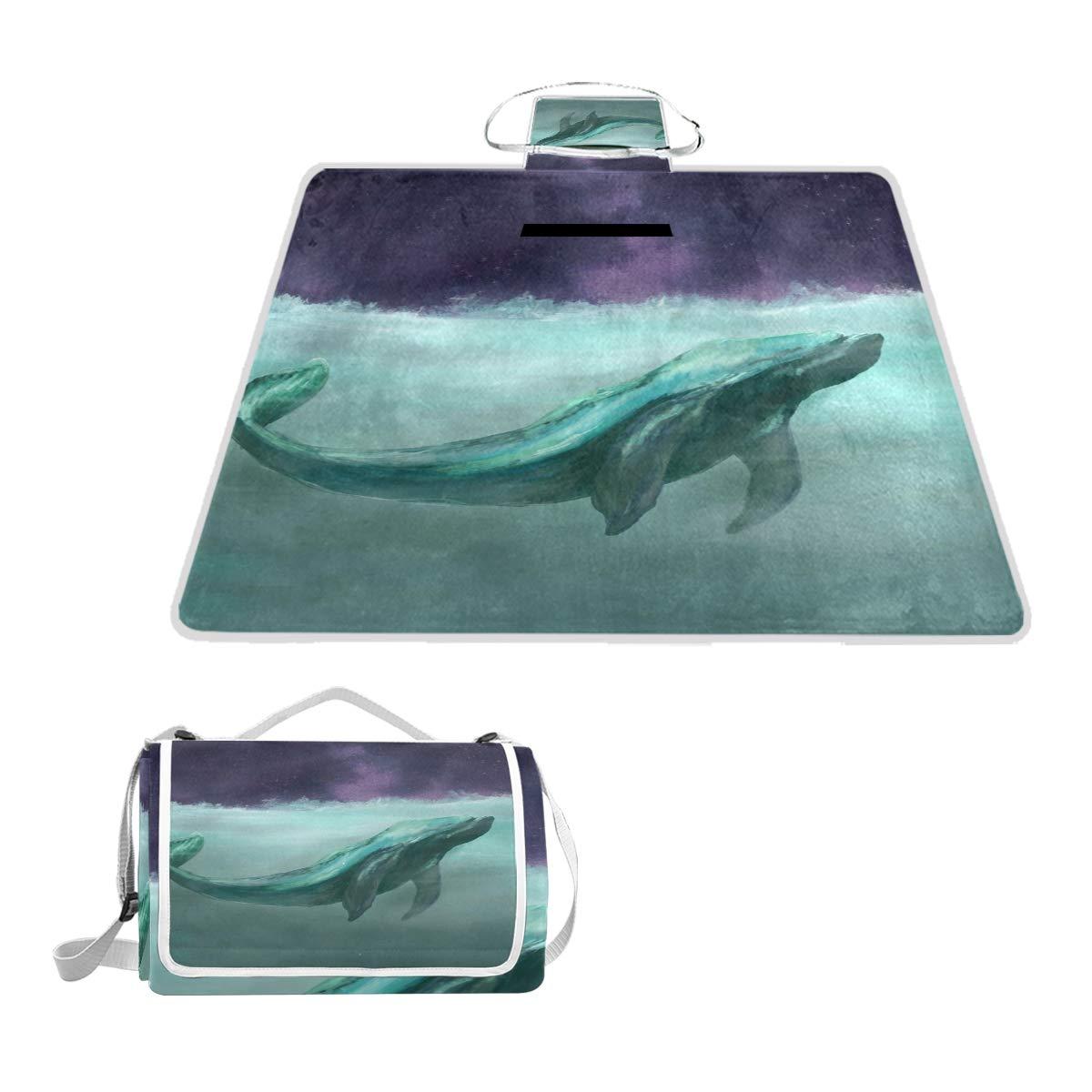 DragonSwordlinsu COOSUN Whalequote - (Impermeable, Manta para Picnic (Impermeable, - Resistente al Moho, para Camping, picnics, Playas, Senderismo, Viajes, Salidas de Furgoneta) d5ee85