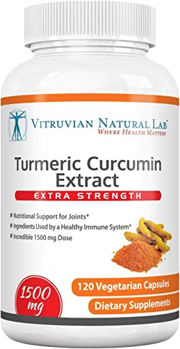 Turmeric Curcumin Joint Support Supplement