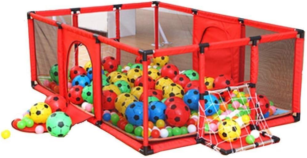 Yankuoo Bola hoyo for niño del bebé de la Espuma de la Bola de la Piscina for niños, con Almohadilla Protectora