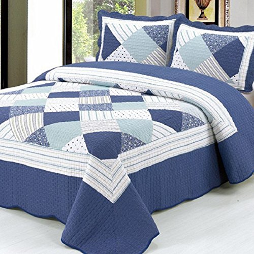vintage quilts full size - 4