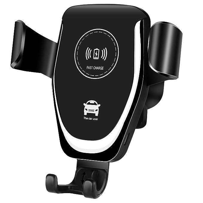 Amazon.com: Cargador de coche inalámbrico – Easy One Touch ...