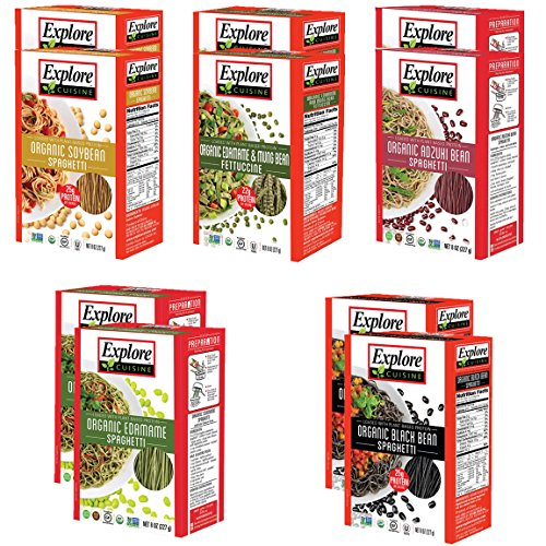 quinoa pasta fettuccini - 1