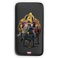 Marvel Captain America Infinity War 20000mAH Li-Polymer Power Bank - Licensed Original Merchandise by MTT (D437)