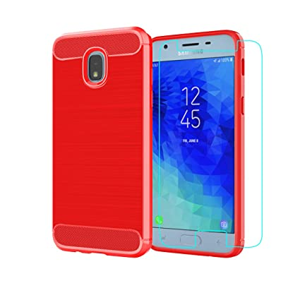 Amazon.com: Funda para Samsung Galaxy J3 2018, J3 Achieve ...