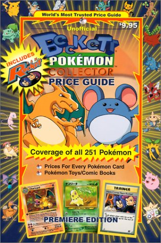 pokemon trading card game beckett - 2