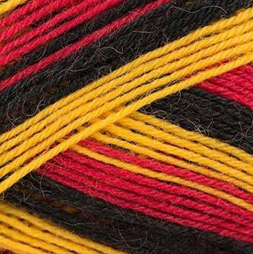 Regia Sock Pattern - 3