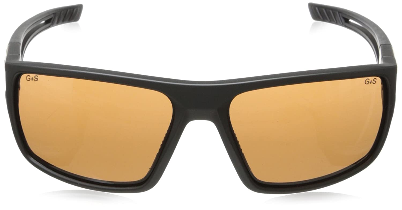 Gargoyles Mens Rampart 10700127 QTM Square Sunglasses