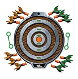 zing air target - Diggin Micro Missiles Target Set Toy