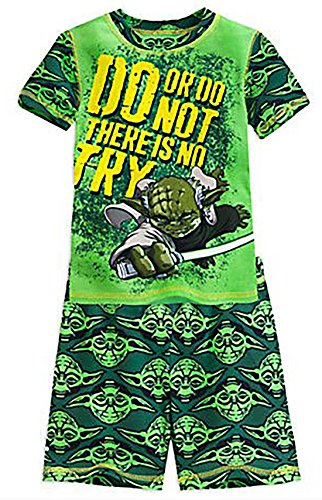 Star Wars Yoda Pajamas Short product image