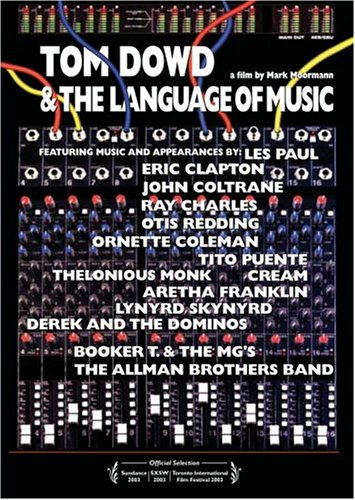 Tom Dowd & the Language of Music by PALM PICTURES (UNDER UMVD)