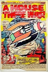 Trilo 3 stampa 50x70/ colori pop art cartoon by box21