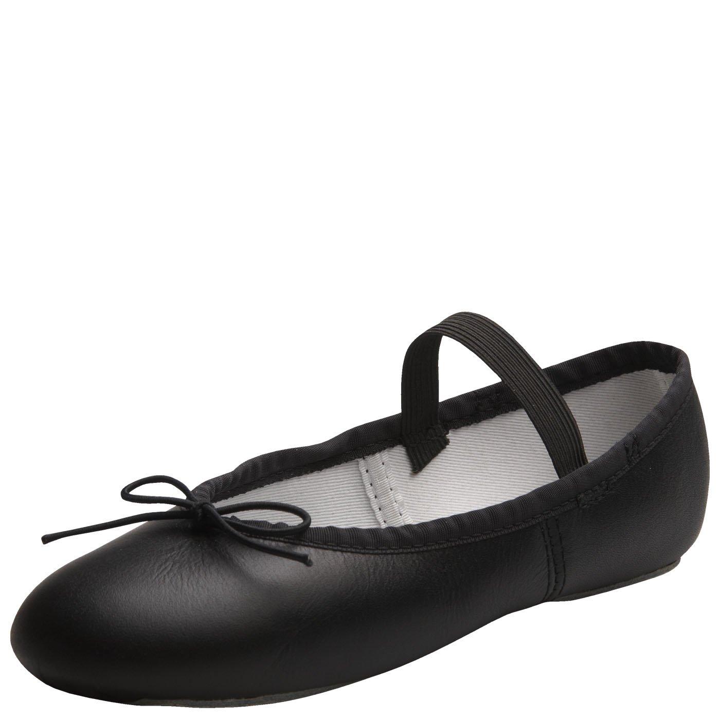 American Ballet Theatre For Spotlights Girl's Ballet Shoe Black 8
