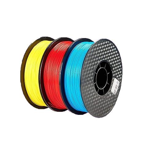 PLA Filamento 1.75 mm, filamento PLA Luminoso/filamento de ...