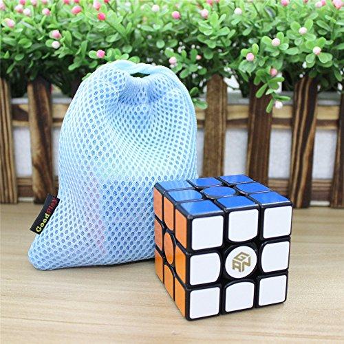 Stickerless Gans III Ganspuzzle Speedcube Puzzle 3x3 - 2