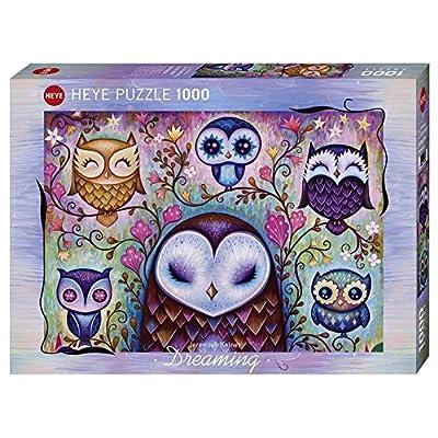 Heye Spz1000 Dreaming Great Big Owl Puzzle Standard 29768