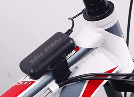 Batería de repuesto 5200 mAh 8.4 V batería Set para bicicleta ...