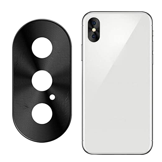 buy popular 19563 209c9 for iPhone XS/XS Max/XR❤️MChoice❤️Metal Rear Camera Lens Case Cover  Protector Ring Accessory