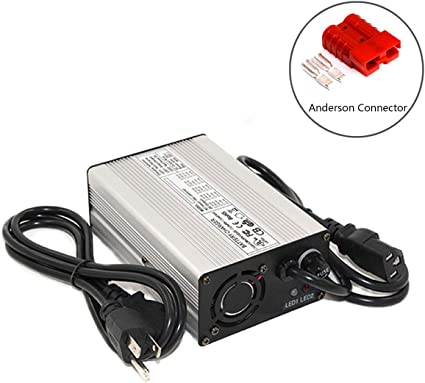Electric Scooter Lead-acid Battery Charger Output 60V 20AH 2A PC Plug For E-BIKE