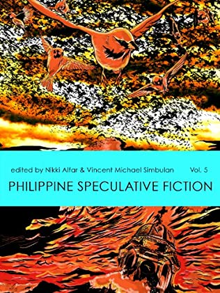 book cover of Philippine Speculative Fiction Volume 5