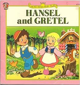 Fairy Tales Hansel And Gretel