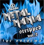 : Vh1 Classic Metal Mania Stripped 2: Anthems