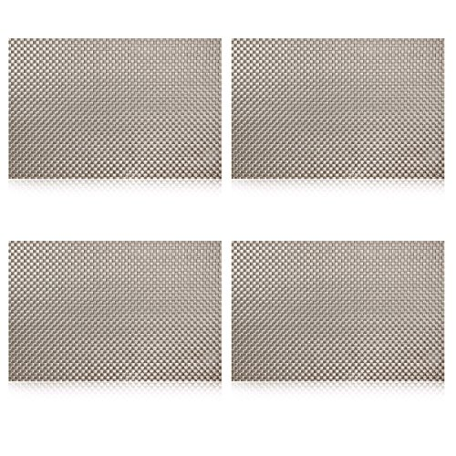 Uartlines Placemats Stain resistant Kitchen Placemat