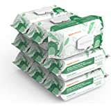 Amazon Elements Baby Wipes, Clean and Fresh Scent, 810 Count