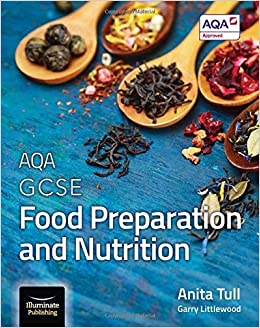Book AQA GCSE Food Preparation and Nutrition