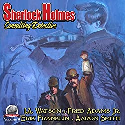 Sherlock Holmes: Consulting Detective, Volume 9