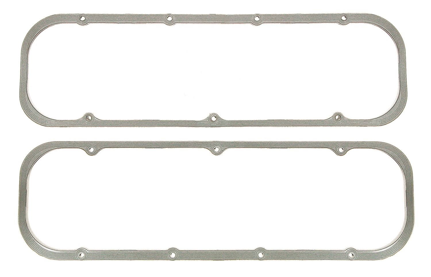 Mr. Gasket 5854G Ultra Seal; Valve Cover Gasket Set; 3/16 in. Thick; w/o Locating Tabs;