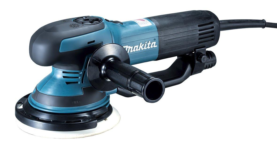 マキタ(Makita) ランダムオービットサンダ ペーパー寸法 150mm BO6050