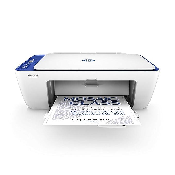 Amazon.com: HP DeskJet 2622 Impresora compacta todo en uno ...