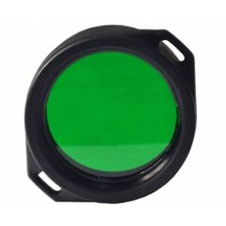 color rojo 39 mm verde azul y blanco Filtro-difusor para linternas Predator y Viking Armytek