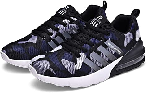 Zapatos para Correr En Montaña Asfalto Aire Libre Deportes ...