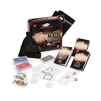 tour de magie carte expert